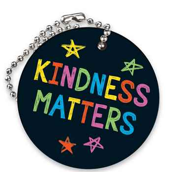 Kindness Matters Award Tag With 24