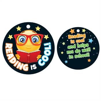 Reading is Cool! Award Tags With 24