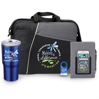 Making A Difference, It's What I Do Today Tomorrow & Always 5-Piece Gift Set