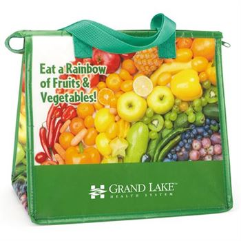 Lunch Bag & Food Container Combo