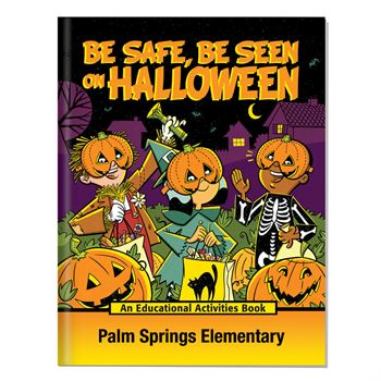 Be Safe, Be Seen On Halloween Deluxe Value Kit