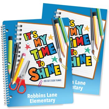 It's My Time To Shine Planner/Folder Combo - Personalization Available