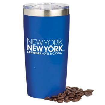 Double Wall Stainless Steel Vacuum Tumbler 20-Oz. - Personalization Available