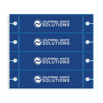 Bicycle Safety Spoke Reflectors - Personalization Available