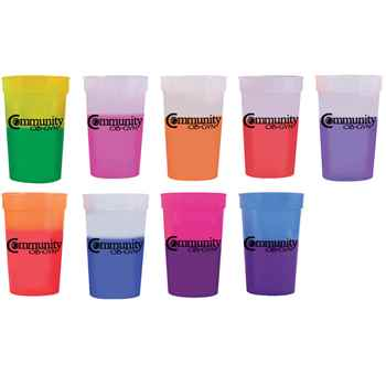 17-Oz. Color-Changing Stadium Cup - Personalization Available