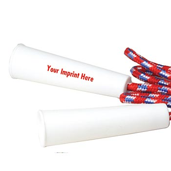 Red/White/Blue Jump Rope - Personalization Available
