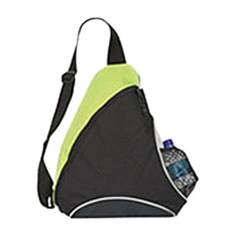 Deluxe Sporty Backpack Adjustable For Hand Or Shoulder Carrying - Personalization Available