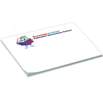 BIC® Sticky Notes - Rectangle - Personalization Available
