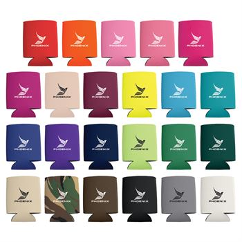Folding Kan-Tastic Koozie Beverage Insulator  - Personalization Available