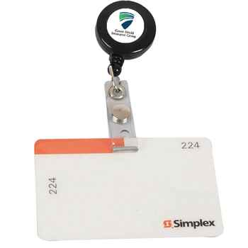 Retractable Badge Holder - Personalization Available