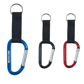 6MM Carabiner - Personalization Available