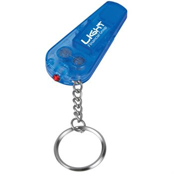 Whistle/Light/Key Chain - Personalization Available
