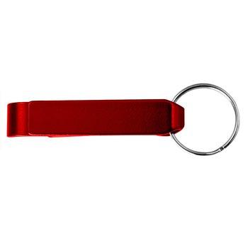 Aluminum Bottle/Can Opener Key Ring