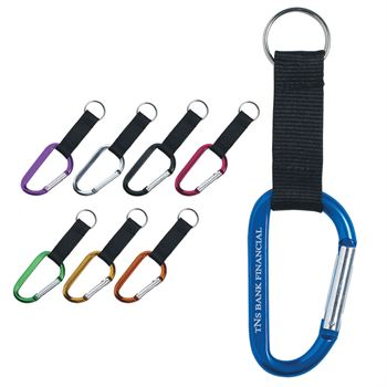 8MM Carabiner - Personalization Available