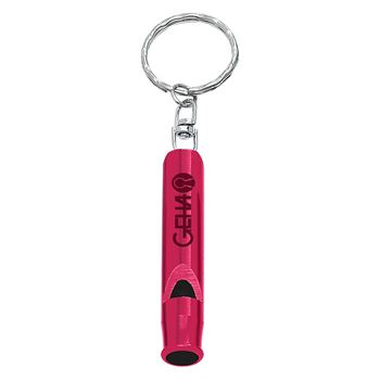 Whistle Key Ring - Personalization Available