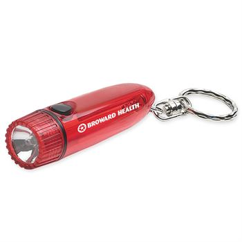 Cylinder Light/Key Chain - Personalization Available