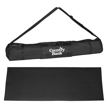 Yoga Mat & Carrying Case - Personalization Available