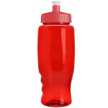 Contoured Grip Water Bottle - 27-oz. - Personalization Available