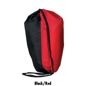 Spirit Drawcord Backpack With Reinforced Corners - Personalization Available