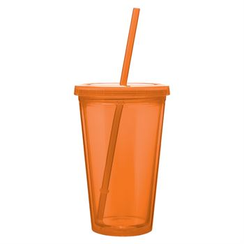 Sip 'N' Go Acrylic Cup - Personalization Available