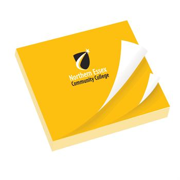 BIC® Sticky Notes - Square - Personalization Available