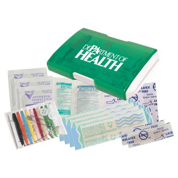 Travel First Aid / Sewing Kit - Personalization Available