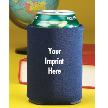 Soft Cell Foam Can Cooler - Personalization Available
