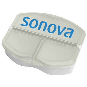 Tri-Minder Pill Case - Personalization Available