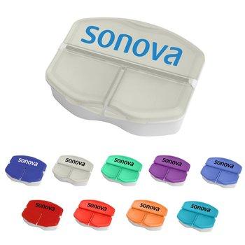 Tri-Minder Pill Case