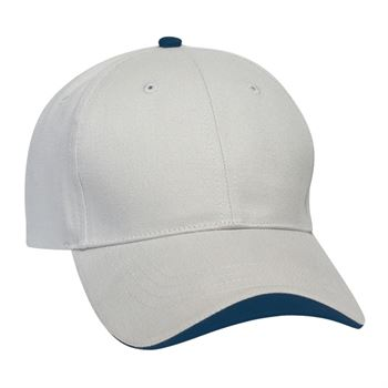 Wave Sandwich Cap - Personalization Available