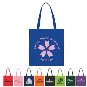 Non-Woven Economy Tote Bag - Personalization Available