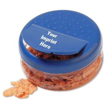 Screw On Lid 11-Oz. Snap-Tight Snack Container - Personalization Available
