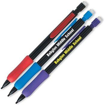 Black Barrel Mechanical Pencil - Personalization Available