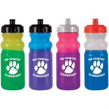 Color-Changing 20-Oz. Mood Water Bottle - Personalization Available