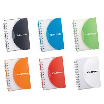 The Junior Sized Post Spiral Notebook - Personalization Available