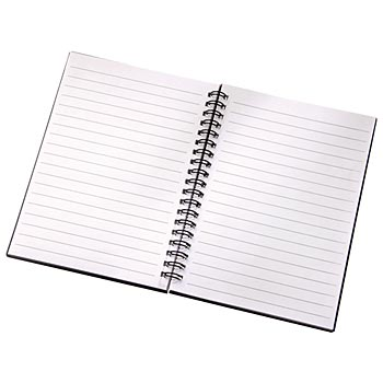 The Dutchess Spiral Notebook - Personalization Available