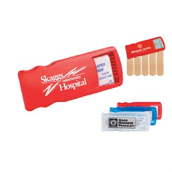 Speedy Care Bandage Dispenser - Personalization Available