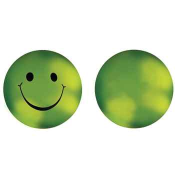 Happy Face Color Changing Stress Ball - Personalization Available