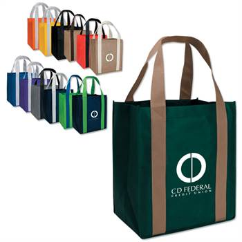 Two-Tone Grande Tote With Personalization