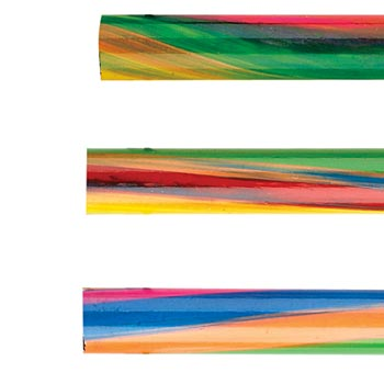 Groovy Swirl Pencil - Personalization Available