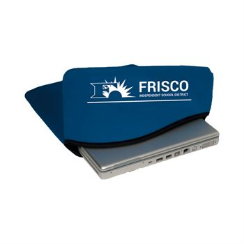 Airport Friendly Neoprene Laptop Sleeve - Personalization Available