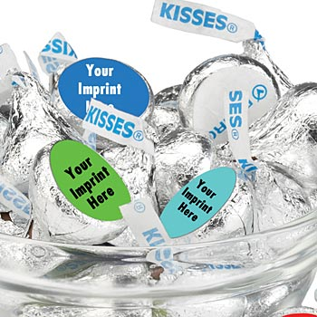 Custom Hershey's Kisses