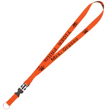 Classic Detachable Style Lanyard - Personalization Available