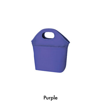 Insulated Hampton Kooler Bag With Easy Grasp Reinforced Handles - Personalization Available