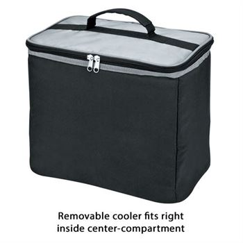 Collapsible 2-In-2 Trunk Organizer / Cooler