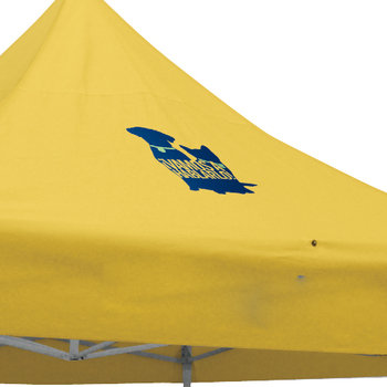 Showstopper Standard Tents (Full-Color Imprint - 1 Location)
