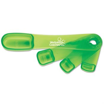 4-Piece Dishwasher-Safe Measuring Spoon Set - Personalization Available