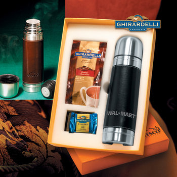 Personalized Ghirardelli Gift Set