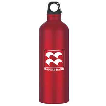 Aluminum Bike Bottle 25-Oz. - Personalization Available
