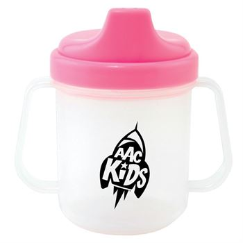2-Handled Non-Spill Sippy Cup 7-oz. - Personalization Available